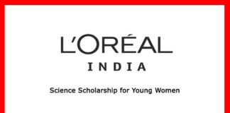 LOREAL Science Scholarship for Young Women