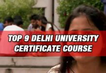 Delhi University Certificate Courses